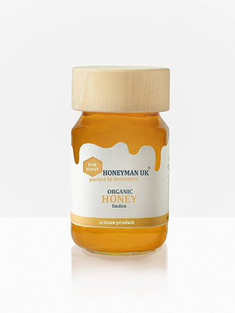 Organic Linden Honey